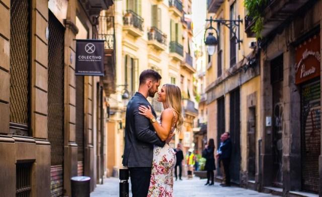 romance in Europe