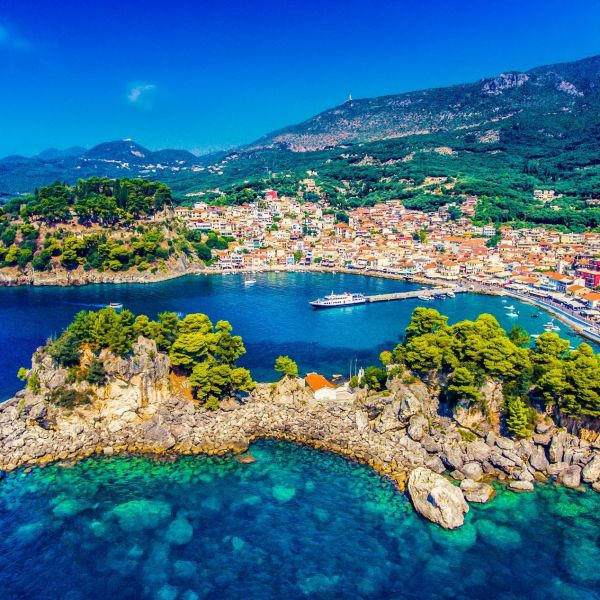Top 12 Most Scenic Fairytale Towns And Villages In Greece