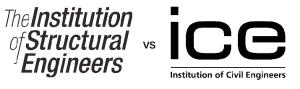 IStructE vs ICE