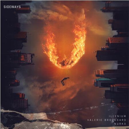 This is an image of Illenium's album cover.