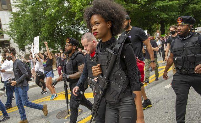 Black Panthers Resurface