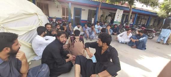 کوئٹہ طلبہ پر تشدد اور انکی گرفتاری کے خلاف پروگریسیو سٹوڈنٹس کولیکٹیو کا احتجاج کا اعلان