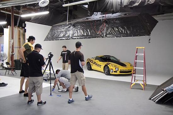bondurant rents photography studio