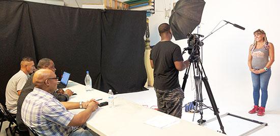 studio rental for movie casting in phoenix
