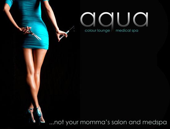 Aqua Colour Lounge by Orcatek Photography, Phoenix
