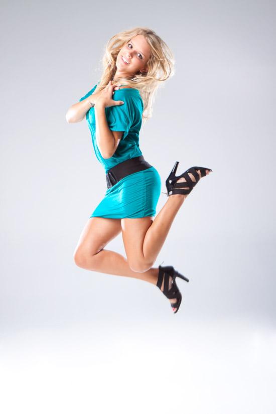 Lauren Model Portfolio