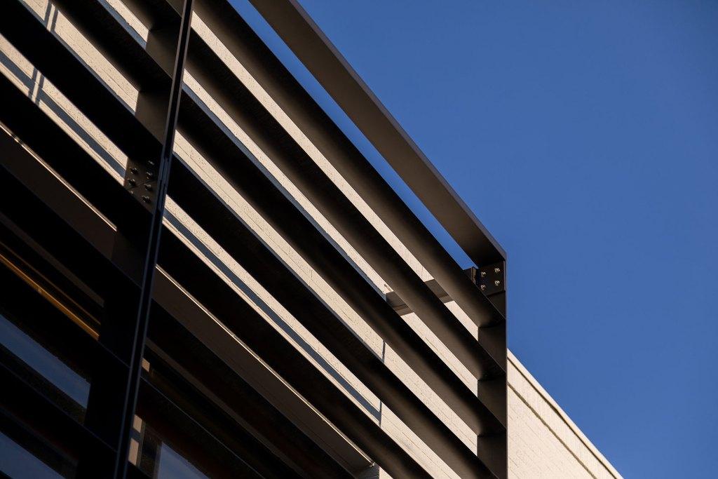 STUDIO-Architecture-Center-Green-Sunscreen-Detail
