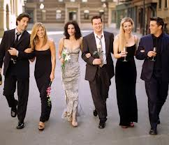 FRIENDS MOVIE