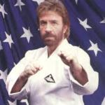 CHUCK NORRIS DEPLOYED TO GUAM