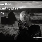 THOUGHT FOR THE DAY: MAX VON SYDOW