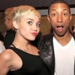 MILEY CYRUS AND PHARRELL WILLIAMS BUY TOY STORE
