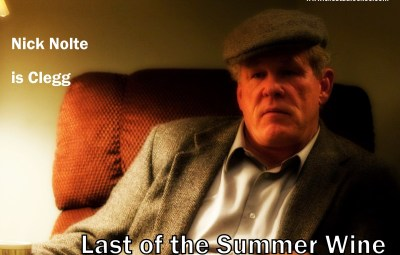 Nick Nolte drunk