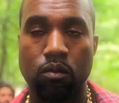 Kanye West mad