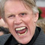 GARY BUSEY'S MOUTH STOLEN