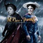 MARY POPPINS V NANNY MCPHEE GREEN LIT
