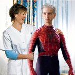 EXCLUSIVE LOOK INSIDE THE SPIDER-MAN RETIREMENT HOME
