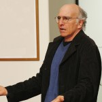 CURB YOUR ENTHUSIASM NEWS MET WITH TOO MUCH ENTHUSIASM