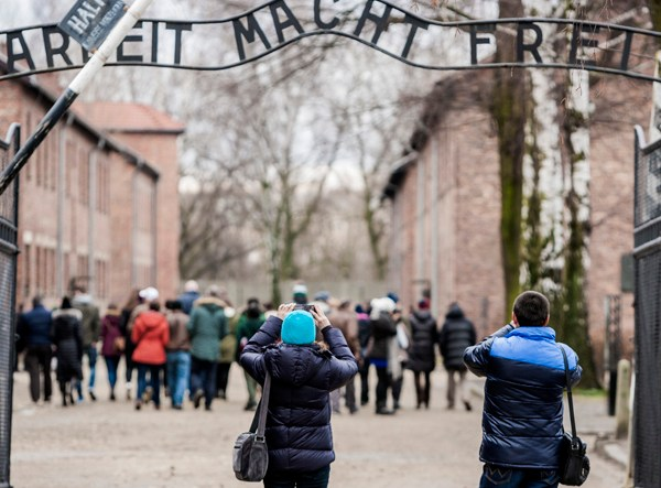 Poland: 71st Anniversary of the Liberation of Auschwitz