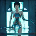 REVIEW - GHOST IN THE SHELL