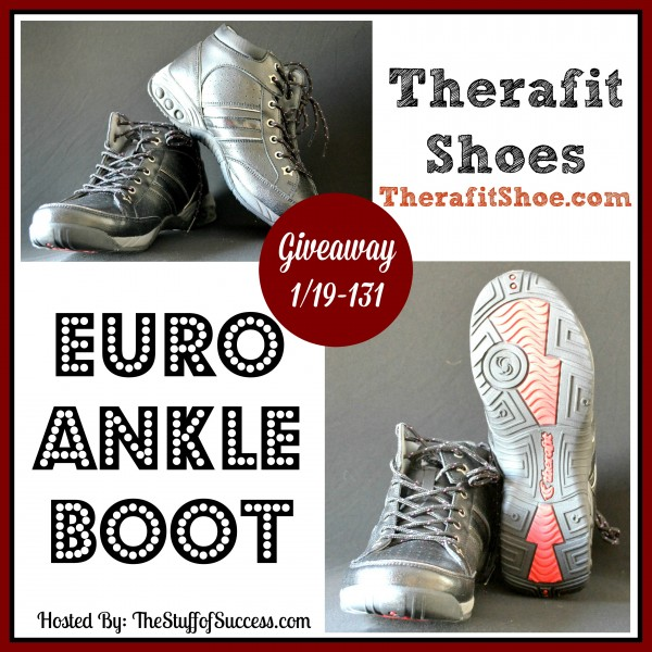 Therait Euro Ankle Boot Giveaway