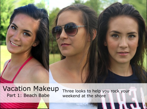 How to do your makeup on your next Beach Vacation #beachmakeup