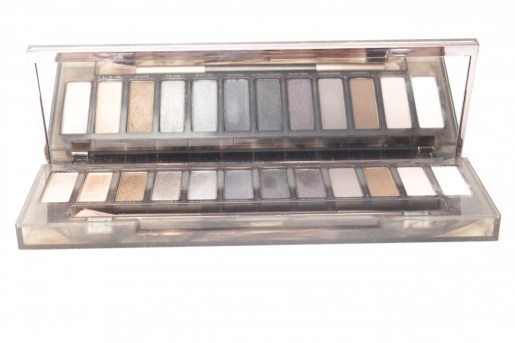 Naked Smokey Palette Review and Swatches