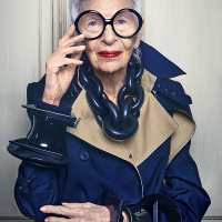 Top 10 Words of Wisdom from Iris Apfel + Round Up