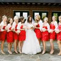 7 Beautiful Bridesmaid's Dresses' Colors