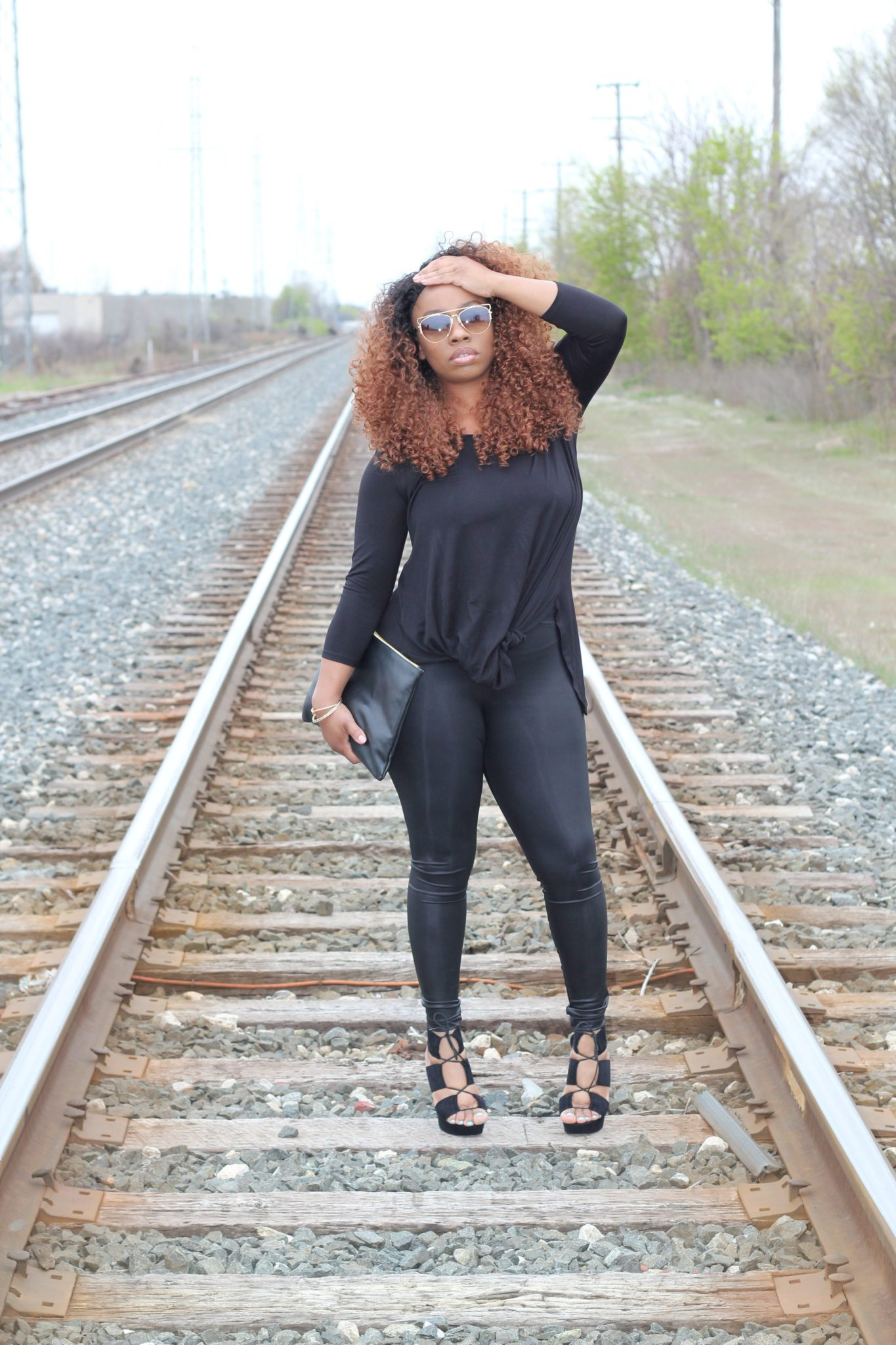 """img_5459 """"Mourning"""" the SpringAmerican Apparel eBay Fashion Nova H&M OOTD Shoes shopping Spring 2016"""