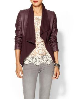 Vegan Leather Jacket by Olive & Oak, Piperlime.com