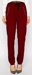 ASOS Soft Woven Peg Pants, $53.06, asos.com