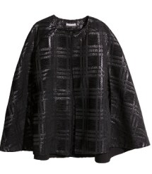 Textured Cape, $99, hm.com