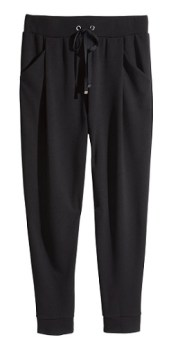 Sweatpants, $24.95, hm.com