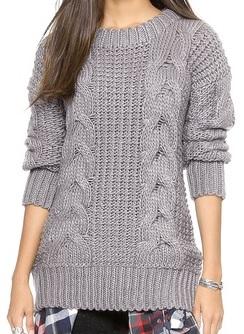 UNIF Reverb Sweater, $105, shopbop.com