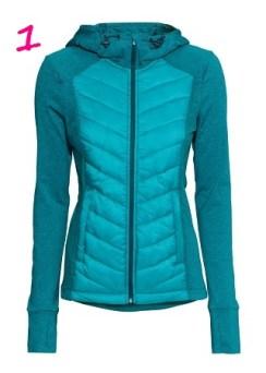 Padded Fleece Jacket, $49.95, hm.com