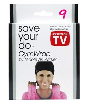 Save Your Do Gym Wrap, $19.95, walgreens.com
