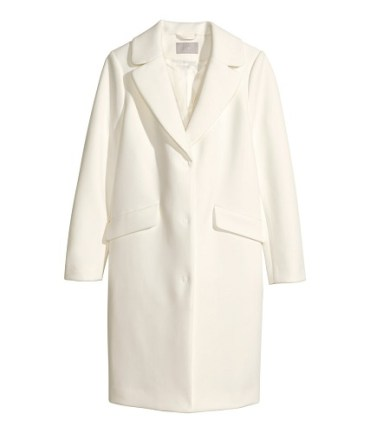 White Coat, $79.95, hm.com