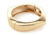 Pointed Hinge Bracelet, $6.99, forever21.com