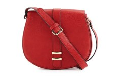 Neiman Marcus Saddle Crossbody Bag, $55, lastcall.com