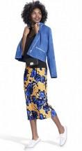 Floral Midi Skirt, $27.99, target.com