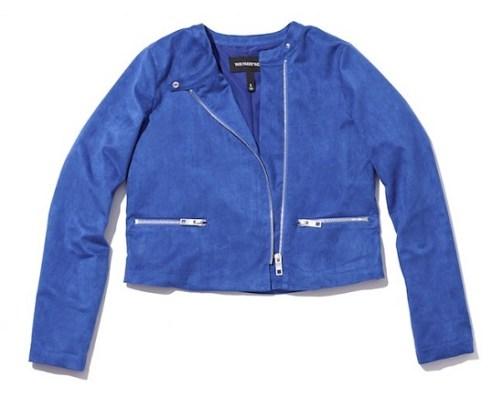Mod Moto Jacket, $39.99, target.com
