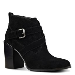 Kelela Moto Booties, $130, ninewest.com