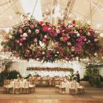 Berry Hued Wedding at The Horticulture Center with Faye & Renee | www.thestyledbride.com