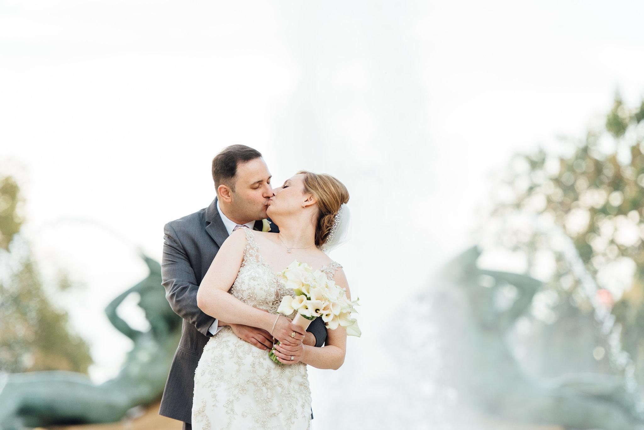 Lisa and Elias | The Logan Philadelphia Wedding | The Styled Bride