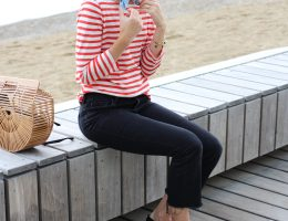 Outfit Post: Year-Round Basics with Summer Details