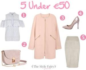 Friday 5 Under €50