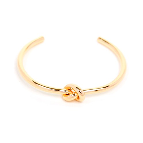 CARA - Friendship Knot Bangle, €20 Shop Here