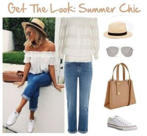 Get The Look: Summer Chic
