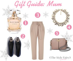 Christmas Gift Guide: For Mum