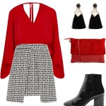 Outfit Ideas: Christmas Day